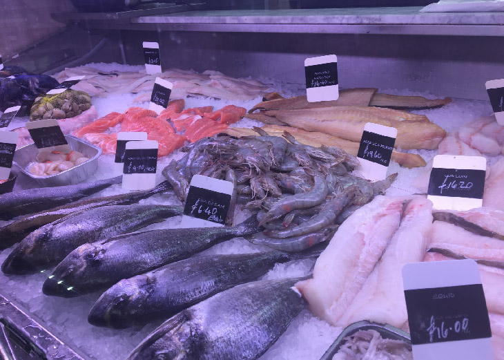 Bury Lane Farm Fishmonger